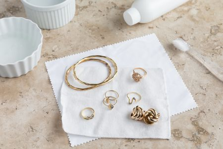 jewellery cleaning london